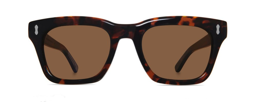 Color: Dark Brown Tortoise