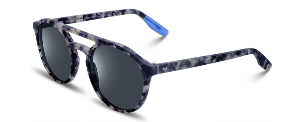 Color: Blue Tortoise MatteLens Type: High Definition Lenses
