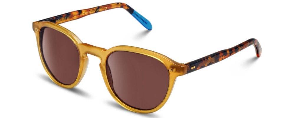 Color: Amber | Brown TortoiseLens Type: High Definition Lenses