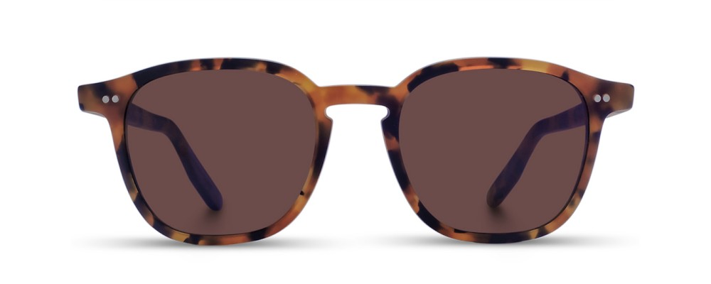 Color: Brown Tortoise