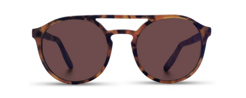 Color: Brown Tortoise MatteLens Type: Regular Lenses