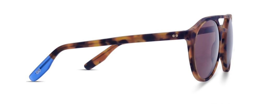 Color: Brown Tortoise MatteLens Type: Premium Organic Lenses