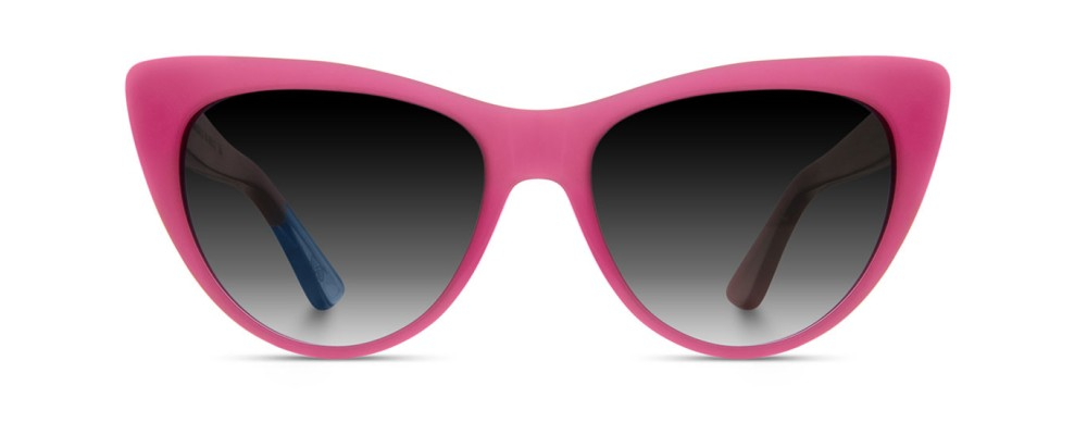 Color: Hot PinkLens Type: Regular Lenses