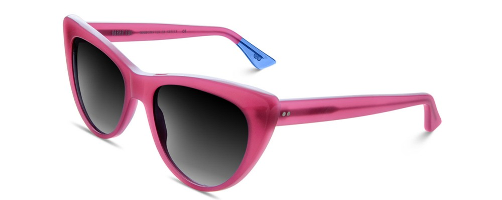 Color: Hot PinkLens Type: Premium Organic Lenses