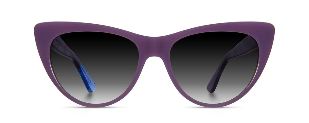 Color: VioletLens Type: Regular Lenses