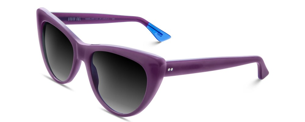 Color: VioletLens Type: Premium Organic Lenses