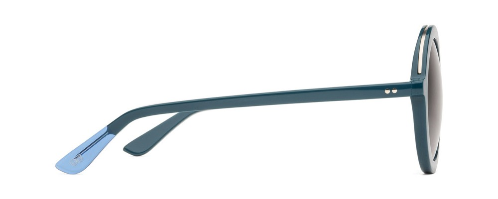 Color: TealLens Type: Premium Organic Lenses