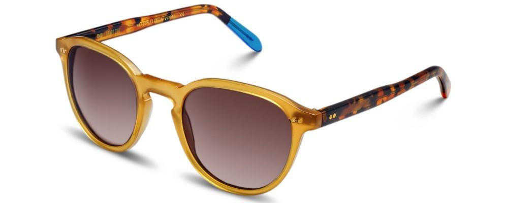 Color: Amber | Brown TortoiseLens Type: Regular Lenses