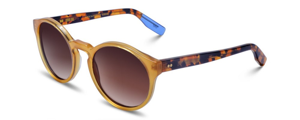 Color: Amber | Brown TortoiseLens Type: Premium Organic Lenses