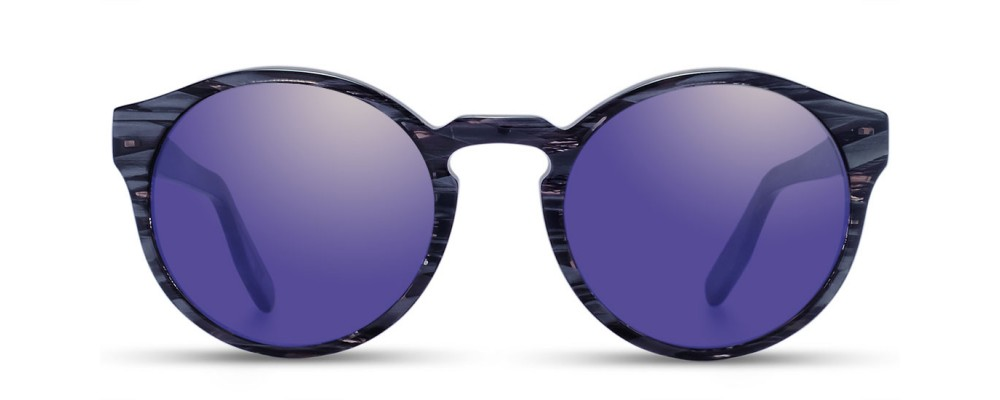 Color: Blue LunarLens Type: Premium Organic Lenses