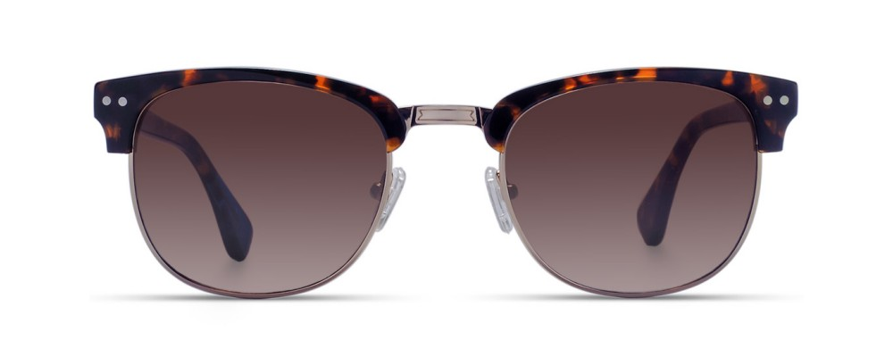 Color: Dark Brown TortoiseLens Type: Premium Organic Lenses