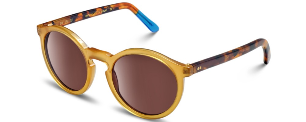 Color: Amber | Brown Tortoise