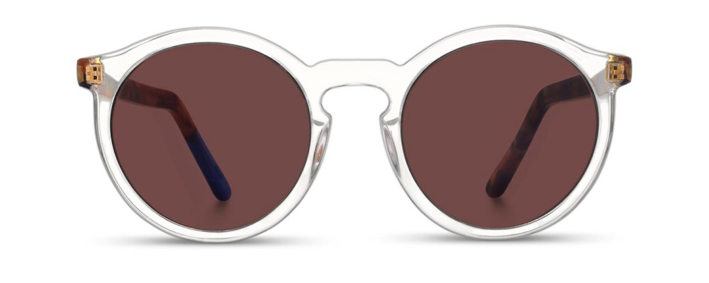 Color: Crystal Clear | Brown TortoiseLens Type: High Definition Lenses